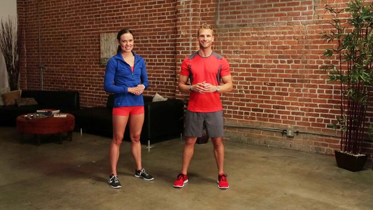 Total Body Reboot Fitness Series: Part 1