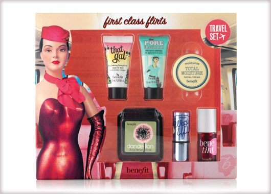 Benefit Cosmetics - first class flirts #benefitgals