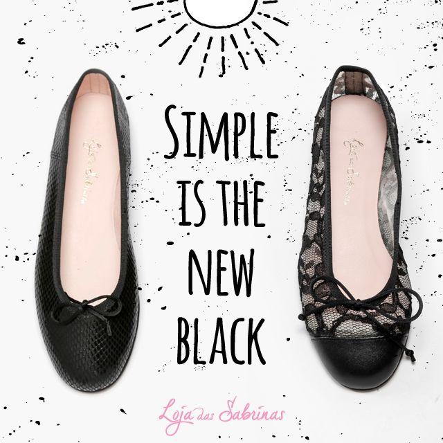 O preto nunca dececiona e as Onyx e as Cobra Real são a prova disso mesmo. Venha descobri-las no nosso site: www.lojadassabrinas.com