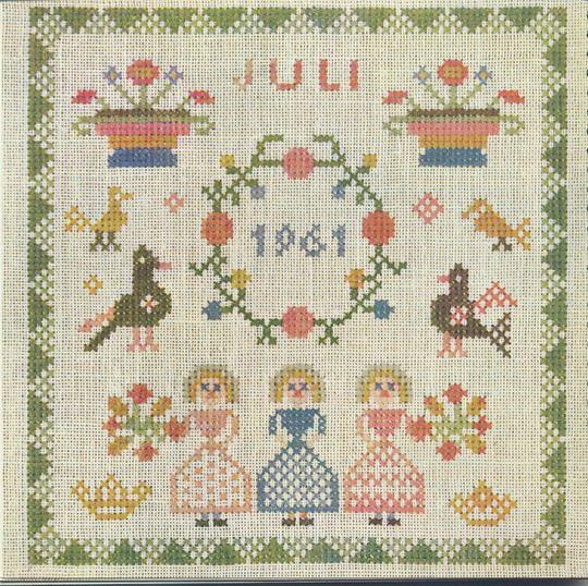 Gallery.ru / Фото #13 - Haandarbejdets Fremme 1961 - natalytretyak