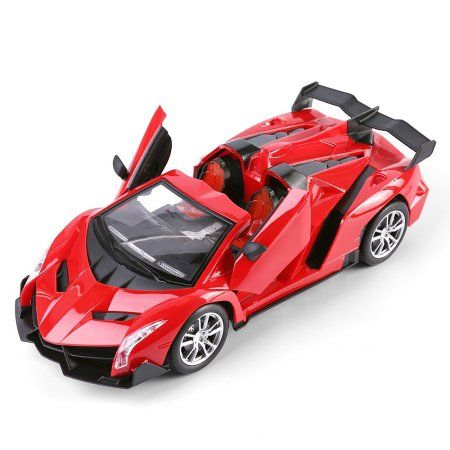 Full Function High Speed Sports Elite Racer 1 16 Scale Remote Control Rc Car Ages 3 Walmart Com In 2020 Expensive Sports Cars Toy Cars For Kids New Sports Cars
