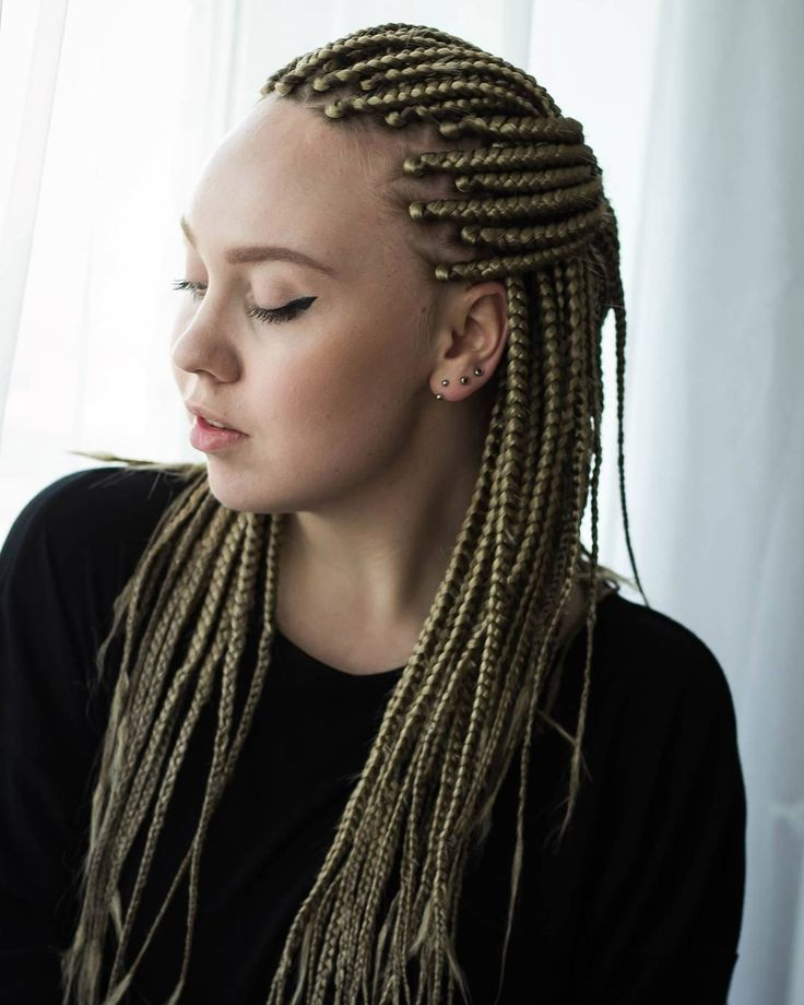 13 Best small cornrows images | Protective Hairstyles ...