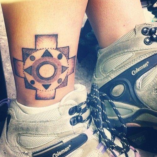 inca cross tattoo - photo #21