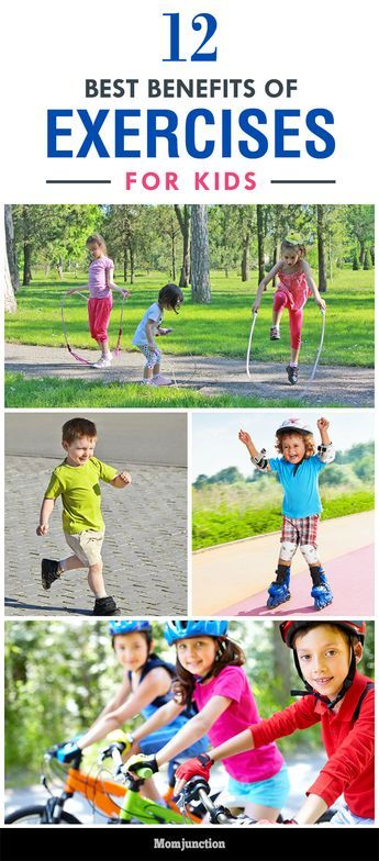 Read through our handpicked list of core exercises for kids which will help them stay fit & healthy at a very young age.Every exercise has it's own benefits