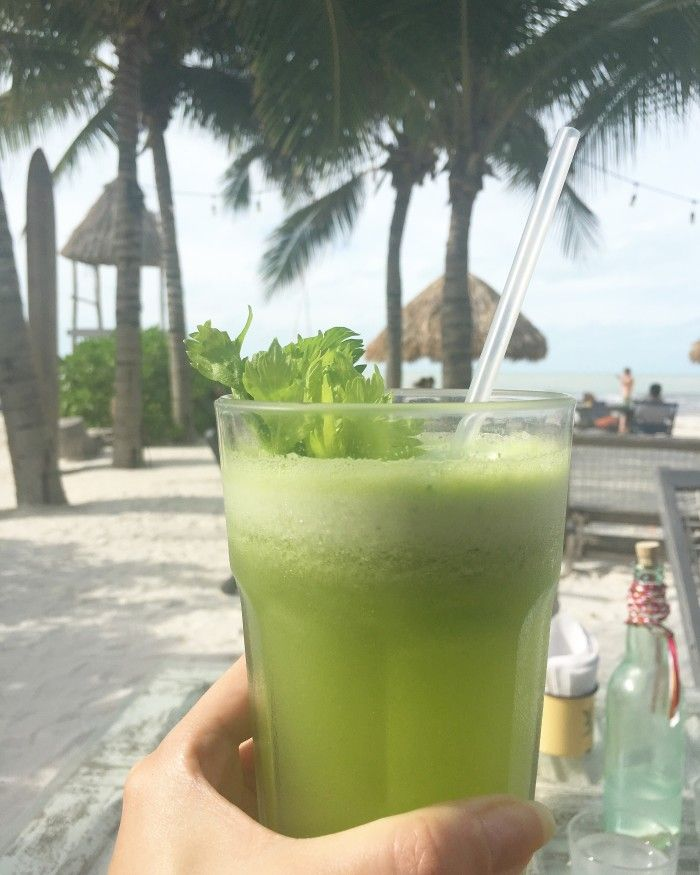 Mexican green juice