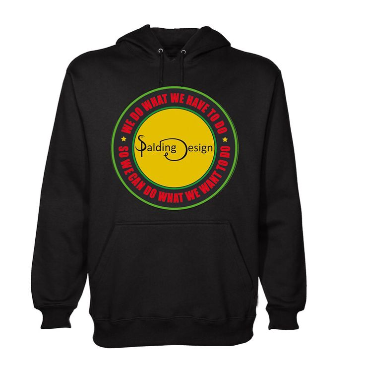 % polyester pullover hoodie