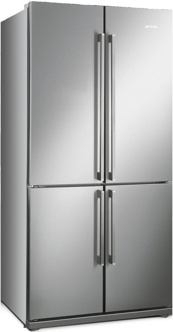 amerikaanse koelkast rvs - zo'n grote koelkast is superhandig als de winkels niet echt dichtbij zijn