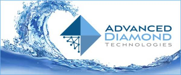 Advanced Diamond Technologies' new Diamonox® ozone technology revolutionizes ozone-based disinfection