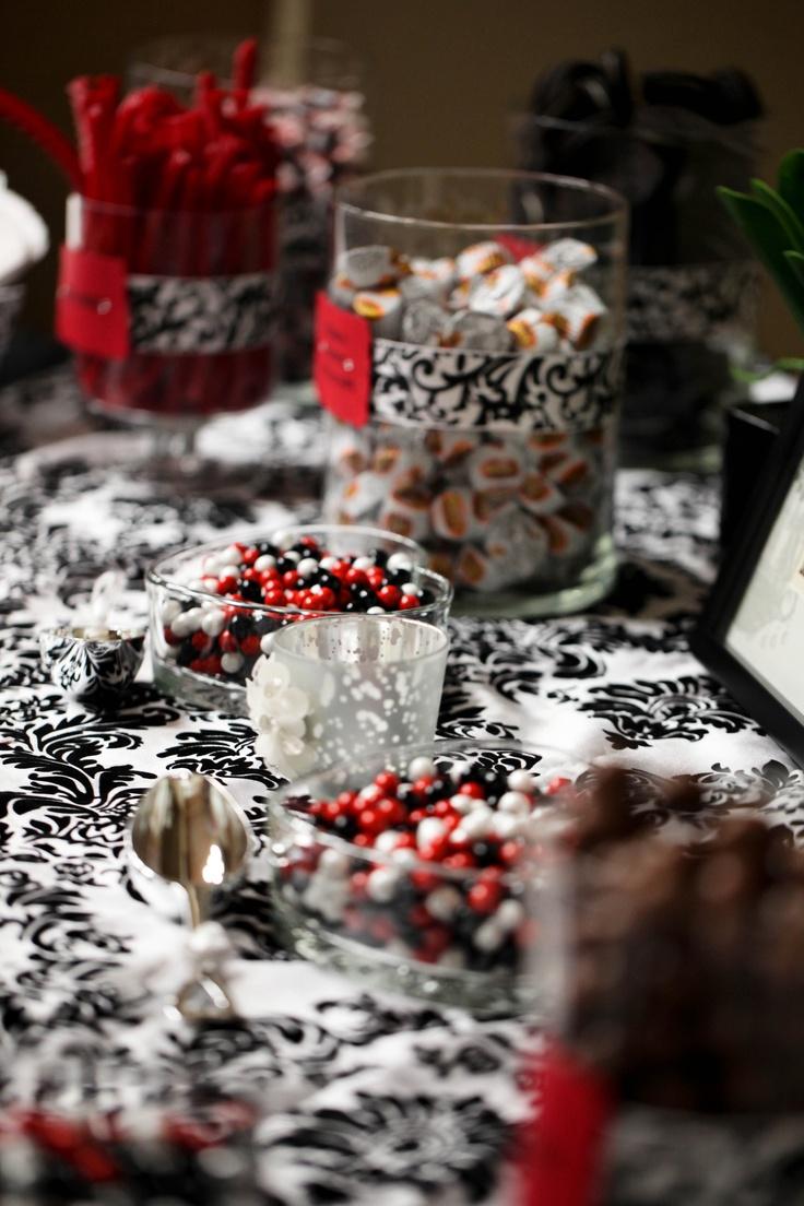 Sweet Elegant Candy Buffets