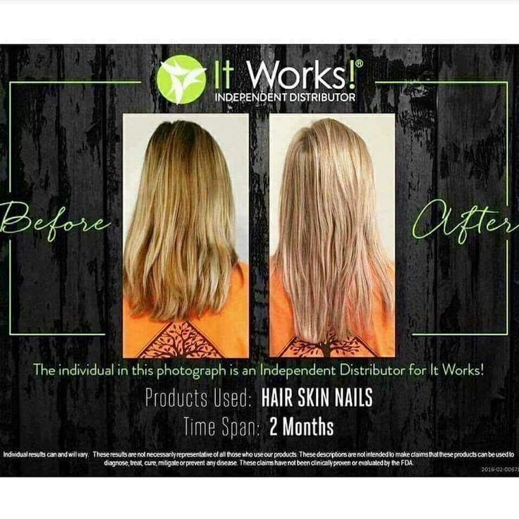 """Anyone trying to grow out their hair?  Im looking for 4-8 more Hair Models to give it 90 days to see what it can do for you. HUGE DISCOUNTED PRICES TOO! Comment """"Pick Me"""" below !  Check out all of the Amazing products from IT WORKS at getfitwithdiamond. com"""