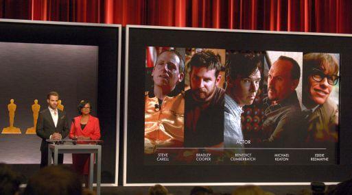 """Premios Oscar 2015: """"Birdman"""" y """"Budapest"""" con nueve nominaciones #Gestion"""