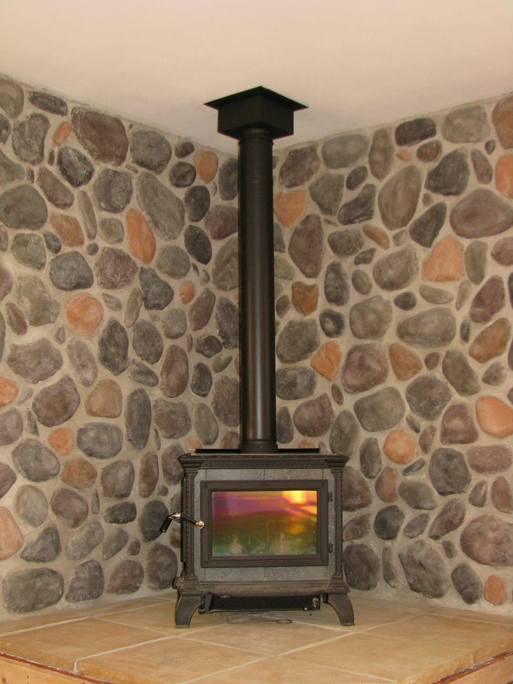 17 Best Images About Wood Stove Wall On Pinterest