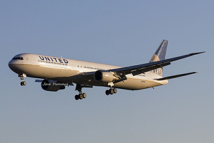 Boeing 767-400ER United