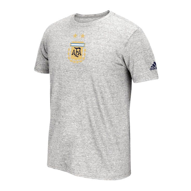 Argentina National Team adidas 2016 Copa America Team Crest T-Shirt - - $25.59