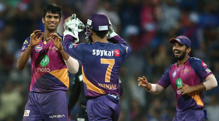 Washington Sundar was the stand-out performer along with MS Dhoni. (Source: IPL) Rising Pune Supergiant marched into Indian Premier League final courtesy of a 20-run win over Mumbai Indians in the first qualifier at Wankhede Stadium.   #international matches #ipl 10 #ipl 2017 #ipl vivo matches #latest cricket news #latest matches #live cricket match #ODI news #player of the day #top ipl teams
