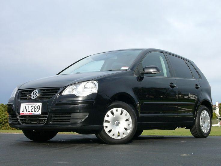 Black VW Polo www.gilmourmotors.co.nz/used-cars