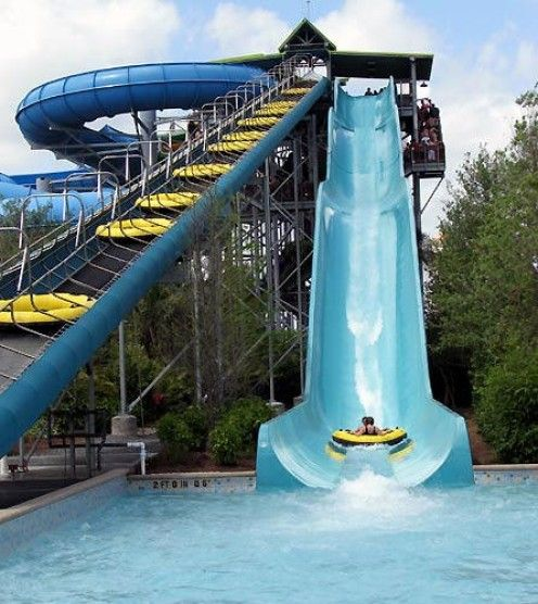 Adventure Island Water Park in Tampa FL, the Sister Water Park of Busch Gardens Florida Amusement Park with Annual Pass