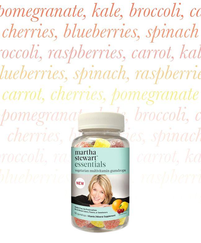 Martha Stewart Essentials Vegetarian Multivitamin Gummies. Find them online and at your nearest Walgreens!: Essentials Vegetarian, Beautiful Beauty, Stewart Essentials, Healthful Things, Clever Things, Healthy Mind, Healthy Things, Healthyliving Vegetarian