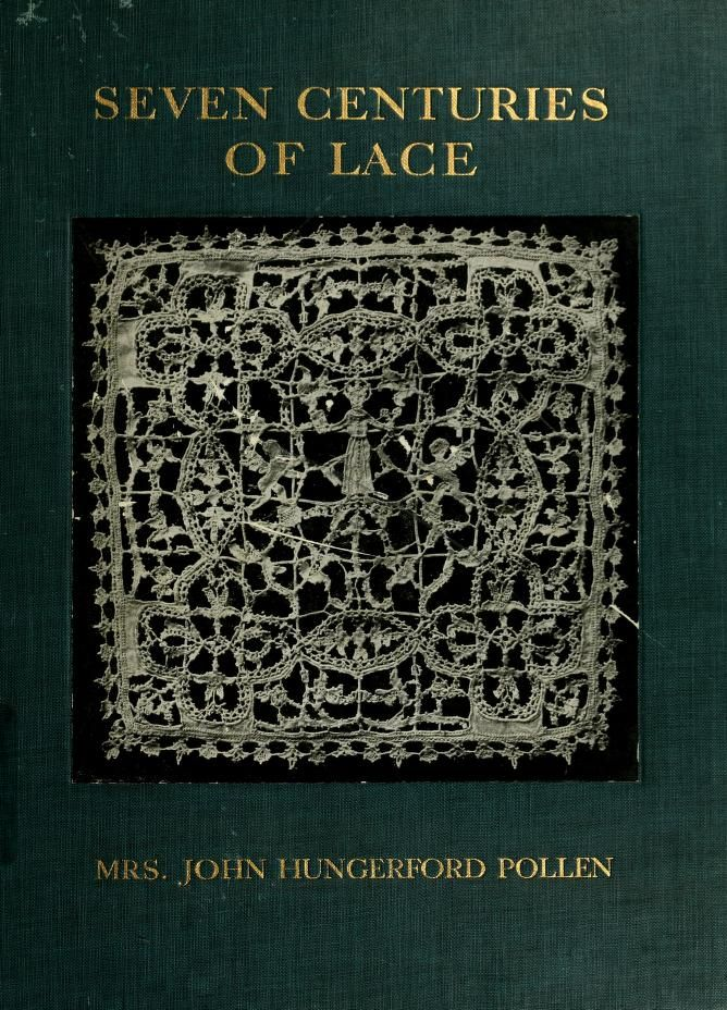 Seven Centuries of Lace - online book