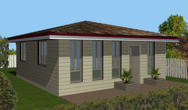 51 best granny pods images on pinterest granny flat for Modular granny flat california