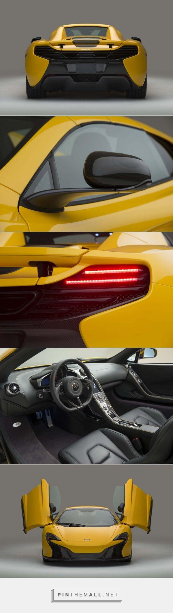 2016 McLaren 650S: More Colors, Options And Carbon Bits on CarHoots.
