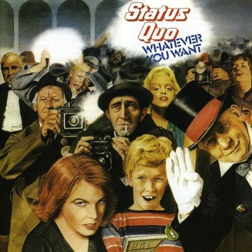Status Quo - Whatever You Want [Cd] Rmst