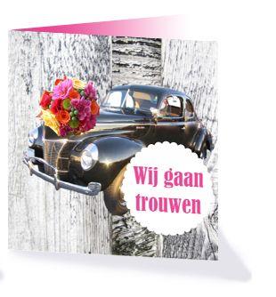 Houten en Hollandse elementen uit de collectie 'Lovely wood' van Kaart op Maat