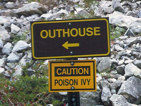 ha: Funny Signs, Caution, Signs Signs, Camping, Outhouse, Funny Stuff, Poison, Funnies