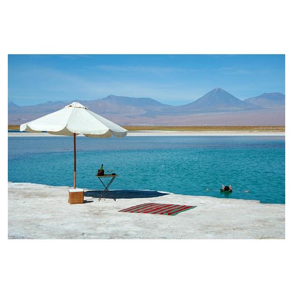 Awasi - San Pedro de Atacama, Chile - Boutique Resort ❤ liked on Polyvore