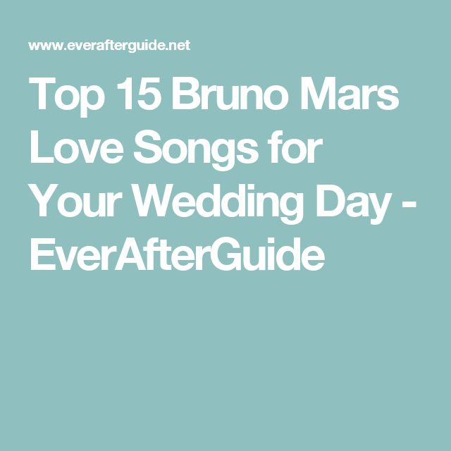 17 Best Ideas About Bruno Mars Songs On Pinterest