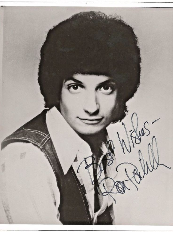 RON PALILLO Arnold Horshack WELCOME BACK KOTTER Autograph 8x10 SIGNED Photo