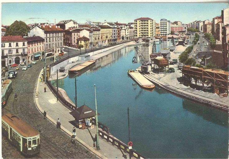 023 Progetto Bodin IT  MI-Milano-1964-porta-Ticinese-Darsena-del-Naviglio.jpg (1192×826)