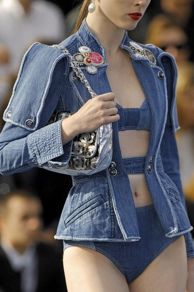 Chanel Spring 2008 - Details
