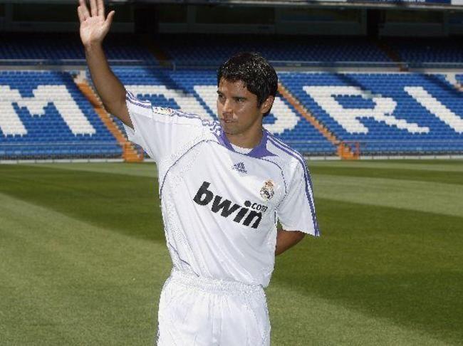 Javier Saviola (Real Madrid)