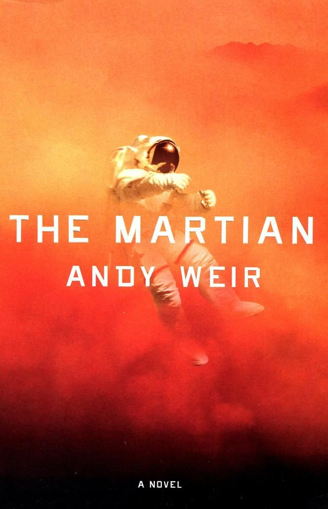 New month, new book list: Here are the bestselling books to check out.: The Martian, by Andy Weir