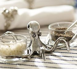 Salt and Pepper Shakers, Butter Dishes & Gravy Boats | Pottery Barn