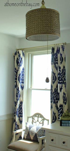 Ikat Curtains