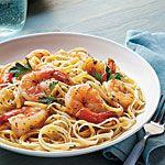 Shrimp Scampi Linguine Recipe | MyRecipes.com