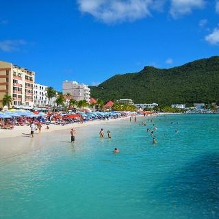 Phillipsburg, St Maarten