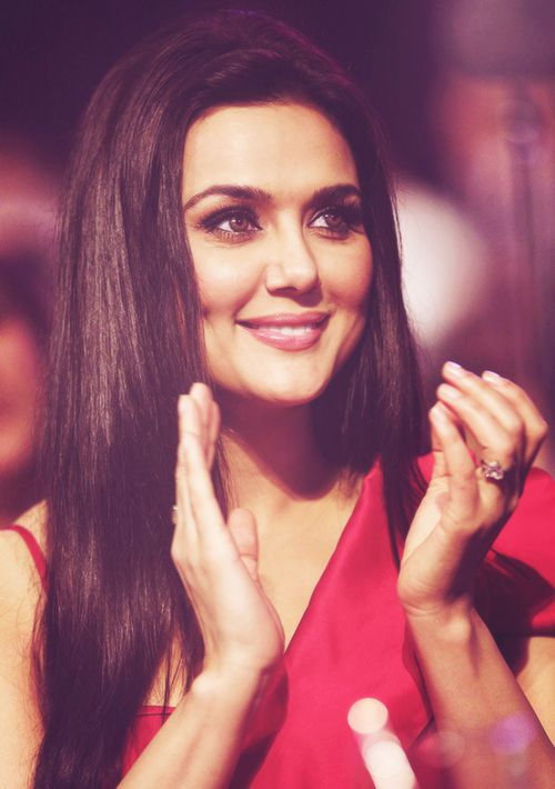 She'll forever be my favorite. Preity Zinta is too KAINT