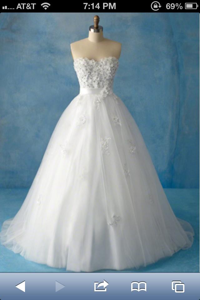 33 best Disney Wedding Dresses images on Pinterest   Disney wedding ...