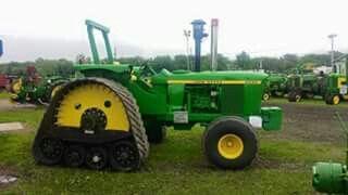 JOHN DEERE 6030 W/Rear Tracks