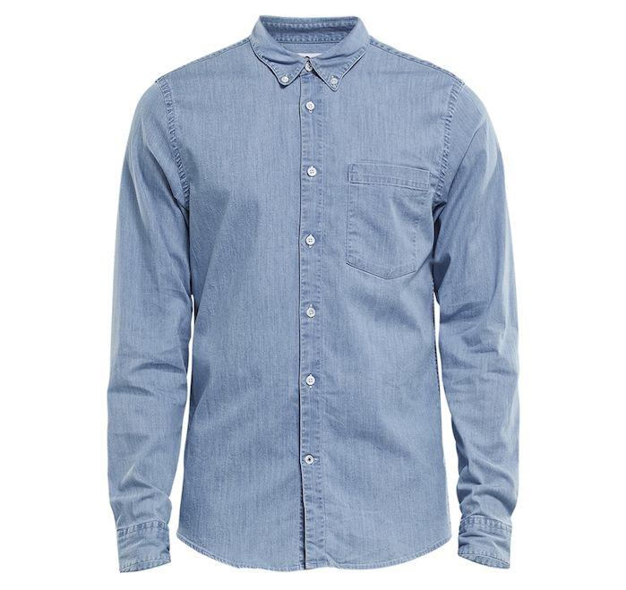 24 chemises hommes au top pour chaque occasion