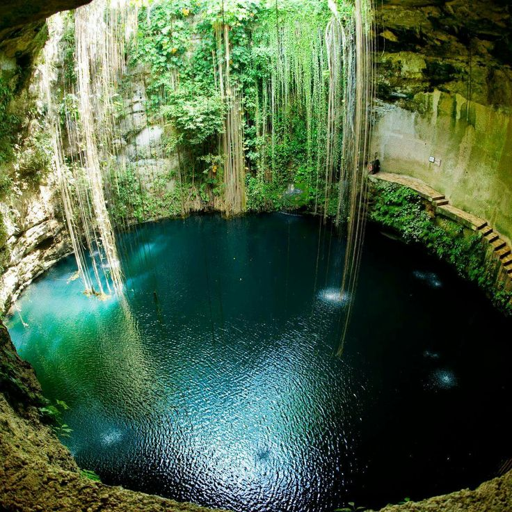 Cenote Messicano