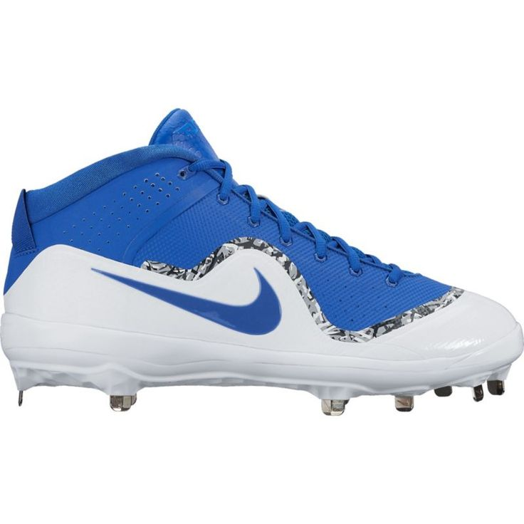 Nike Men\u0027s Force Air Trout 4 Pro Metal Baseball Cleats