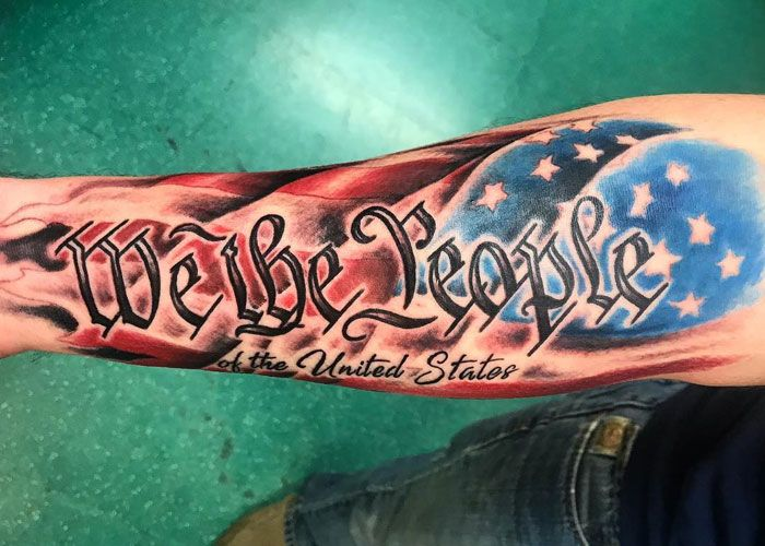 101 Best American Flag Tattoos Patriotic Design Ideas 2020 Guide American Flag Sleeve Tattoo Flag Tattoo American Flag Tattoo