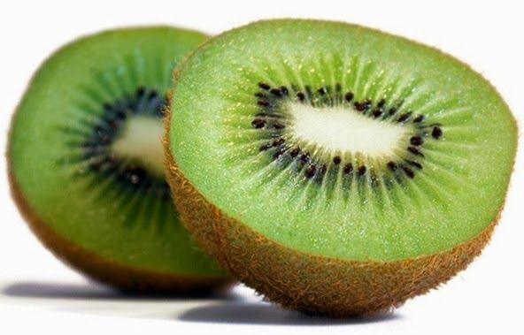 Kiwi, menta e crescione (centrifuga)...