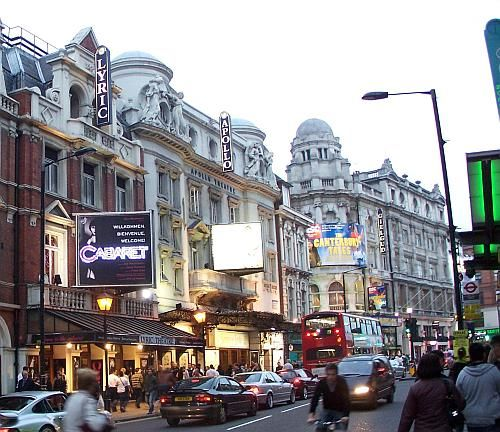 """Getaway in London: Leicester (""""Lester"""") Square and the West End. Before you finish a stay in London, visit London's West End, and particularly Leicester Square. Beware of the tricky pronunciation of Leicester.  In London's West End you can watch a film at one of the numerous cinemas, see a musical, have a drink, or go clubbing."""