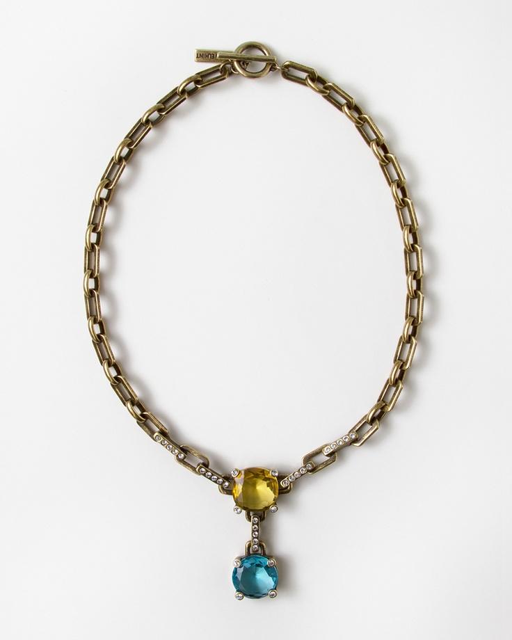 Pendulum Falls Necklace