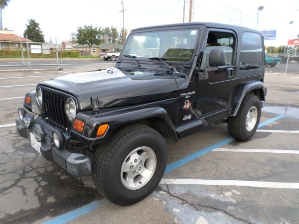 2000 Jeep Wrangler Sahara For Sale by Owner